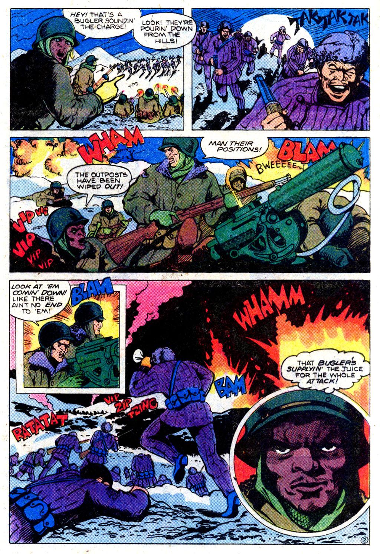 Read online Sgt. Rock comic -  Issue #349 - 22
