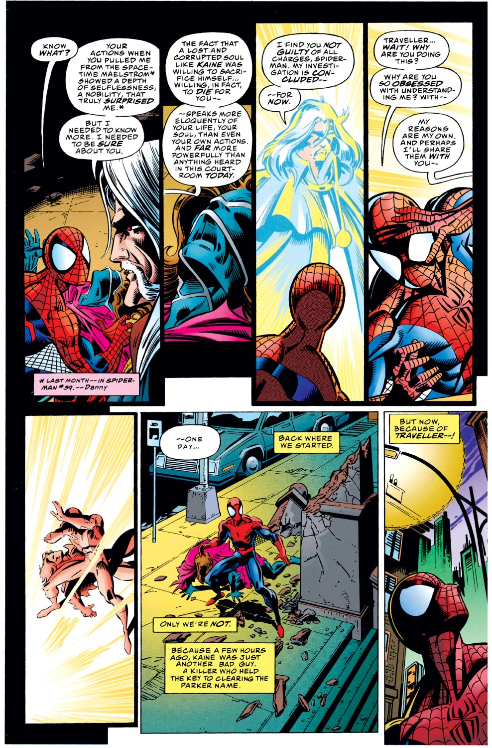 The Amazing Spider-Man (1963) 403 Page 20