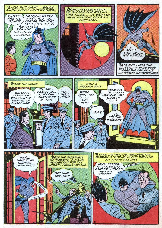 Read online Detective Comics (1937) comic -  Issue #43 - 5