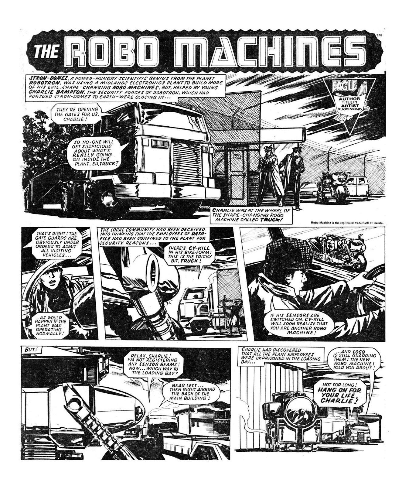 Read online Robo Machines comic -  Issue # TPB - 60