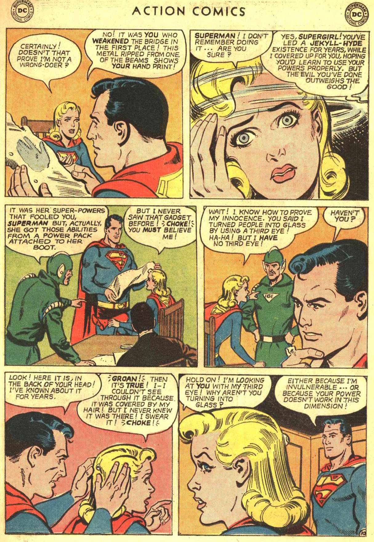 Read online Action Comics (1938) comic -  Issue #327 - 31