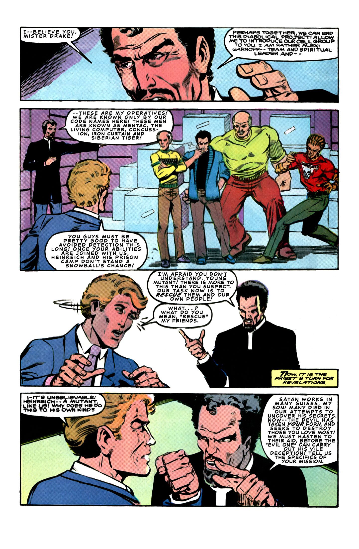 Read online X-Factor (1986) comic -  Issue # _ Annual 1 - 23
