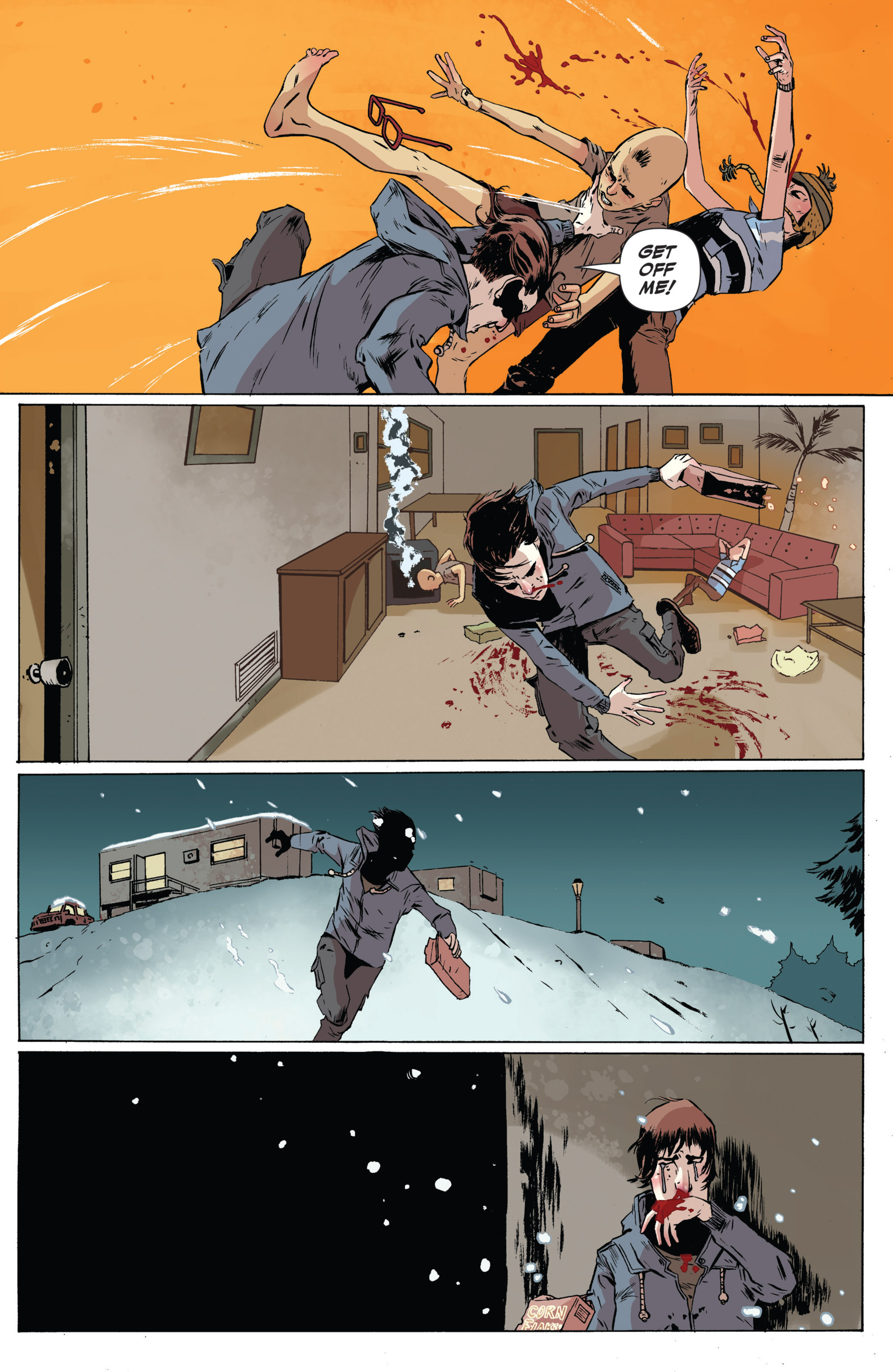 Read online Sheltered comic -  Issue #3 - 11