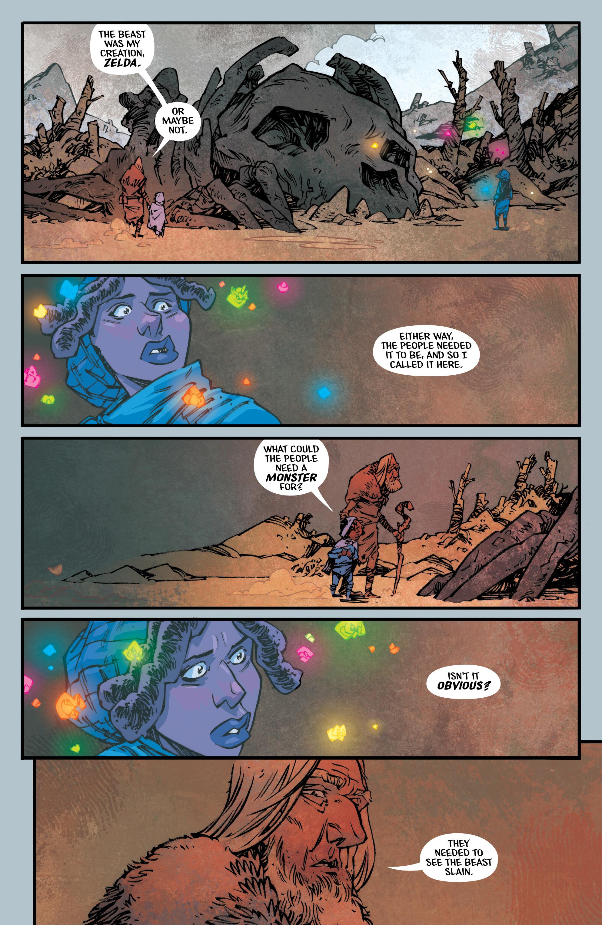 Read online Black Cloud comic -  Issue #3 - 7