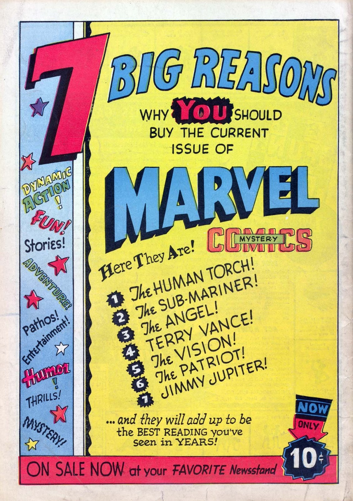 Read online Joker Comics comic -  Issue #7 - 68