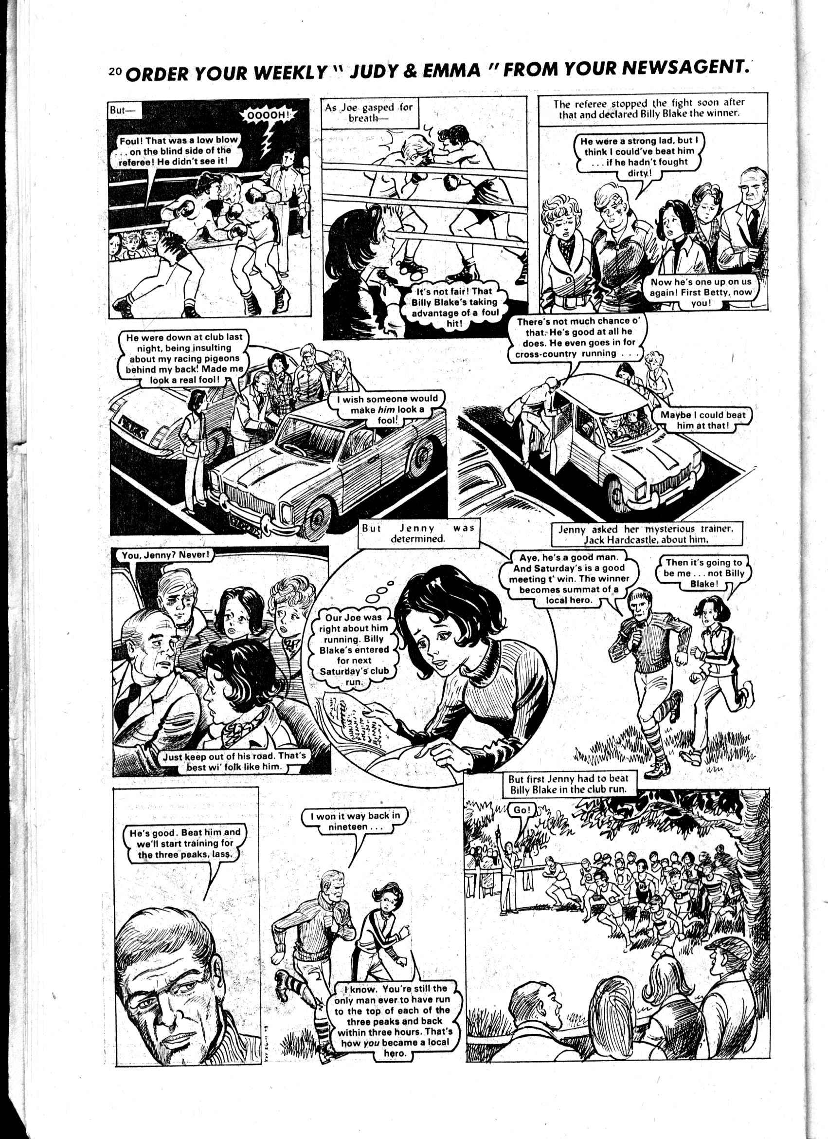Read online Judy comic -  Issue #37 - 20