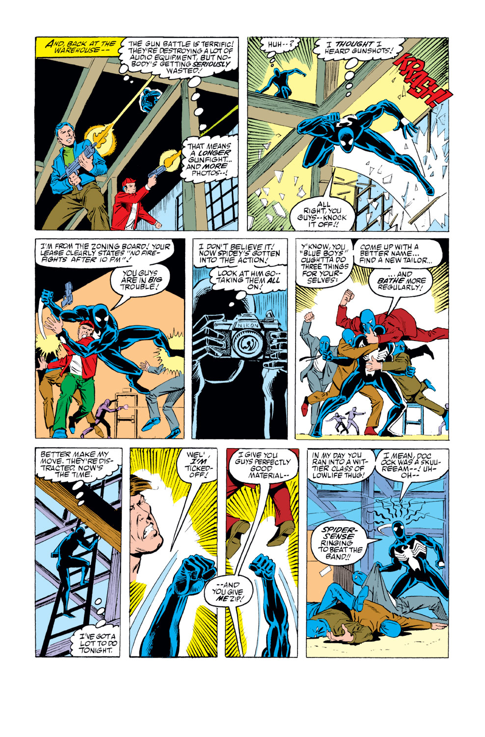 The Amazing Spider-Man (1963) 284 Page 3