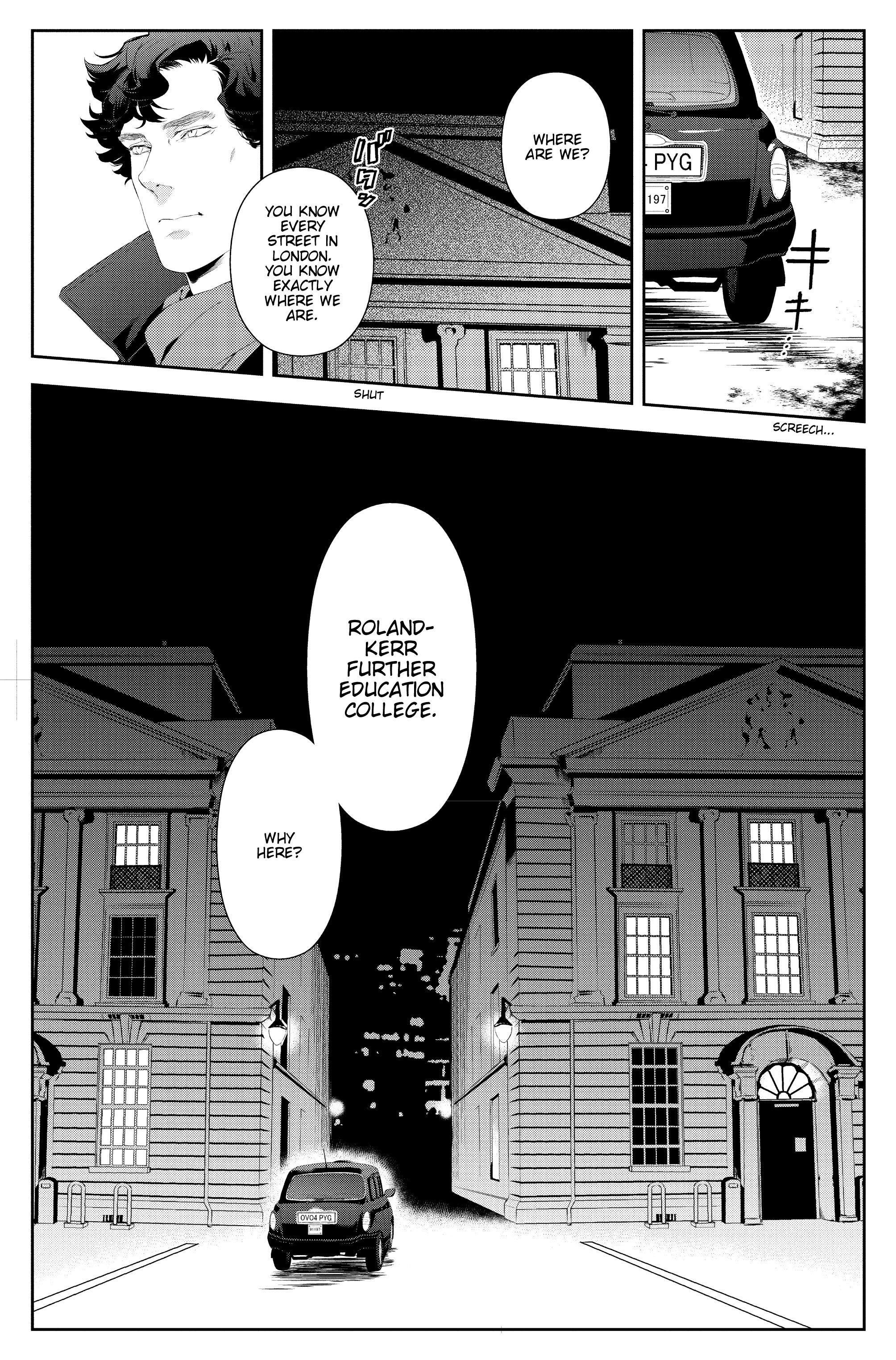 Read online Sherlock: A Study In Pink comic -  Issue #5 - 29