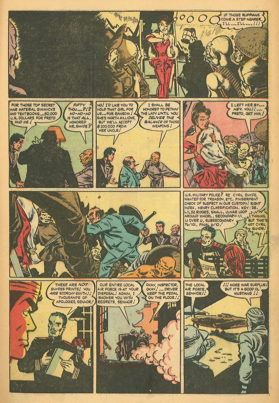 Read online Famous Funnies comic -  Issue #199 - 9