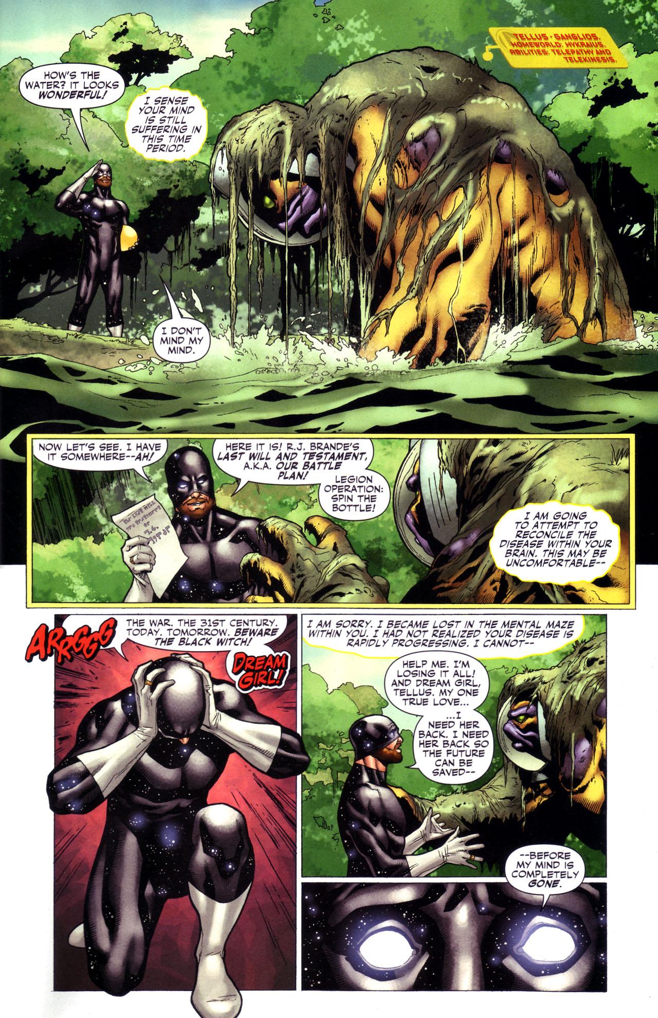 Read online Adventure Comics (2009) comic -  Issue #1 - 28
