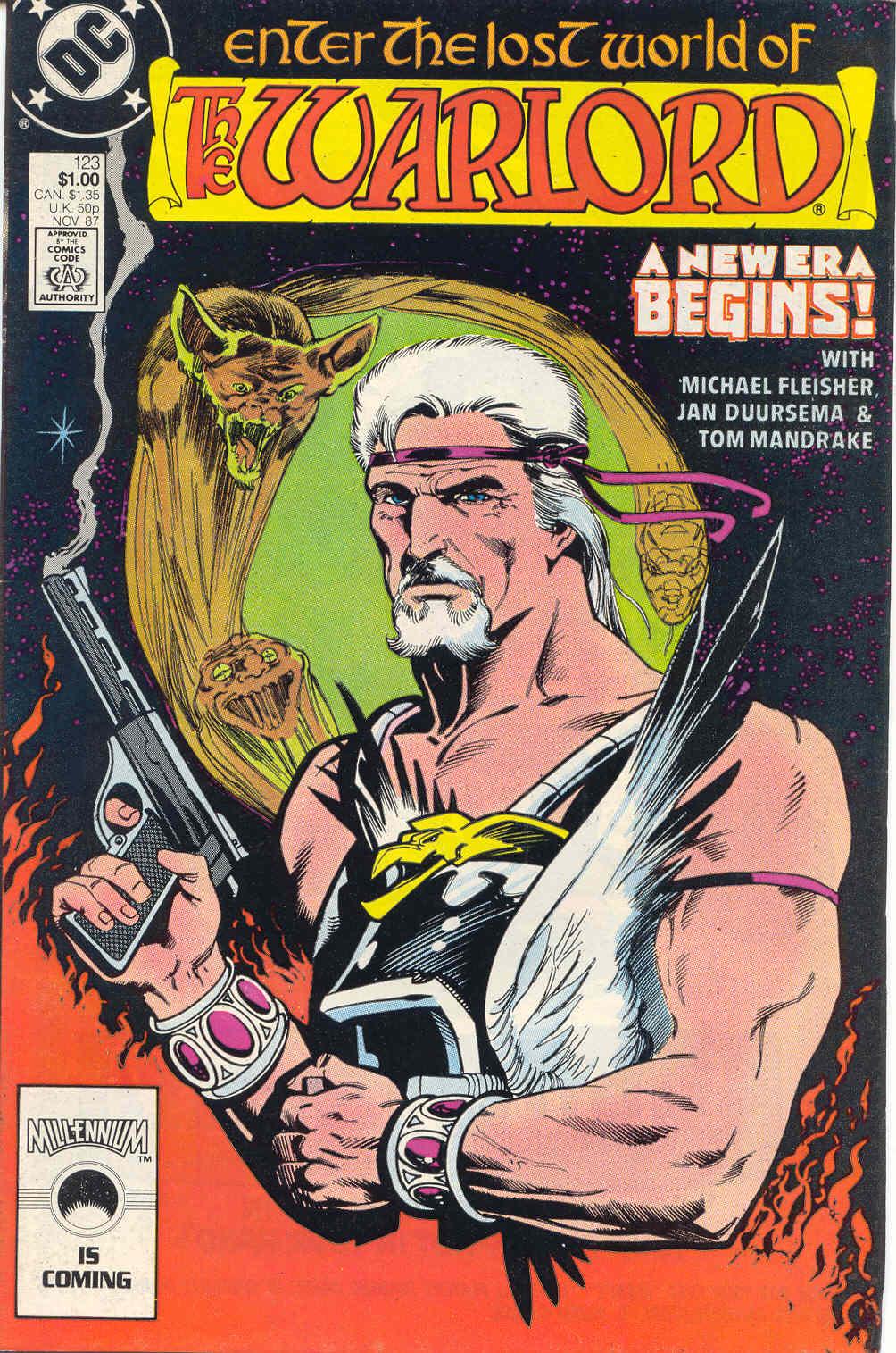 Warlord (1976) 123 Page 1