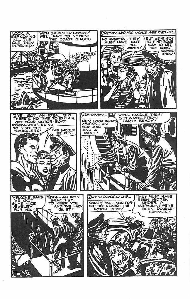 Read online Men of Mystery Comics comic -  Issue #40 - 10
