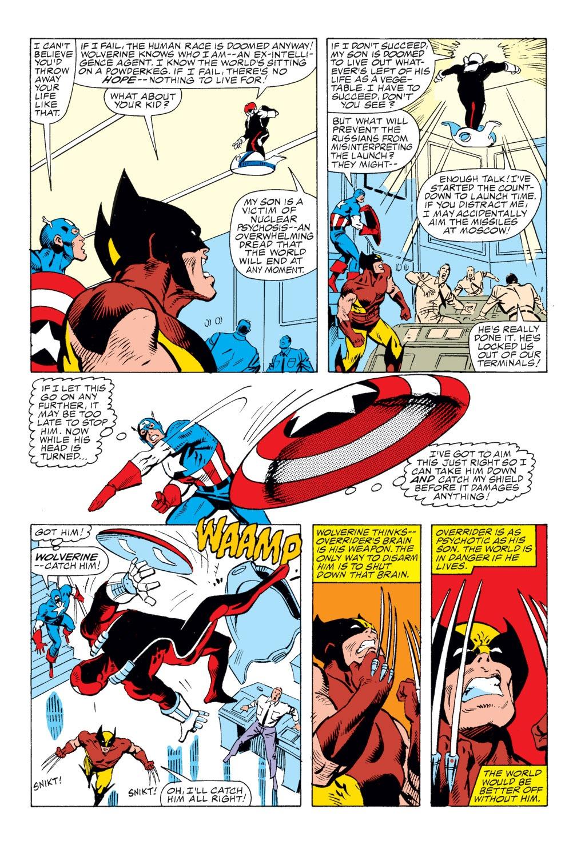 Read online Captain America (1968) comic -  Issue # _Annual 8 - 40