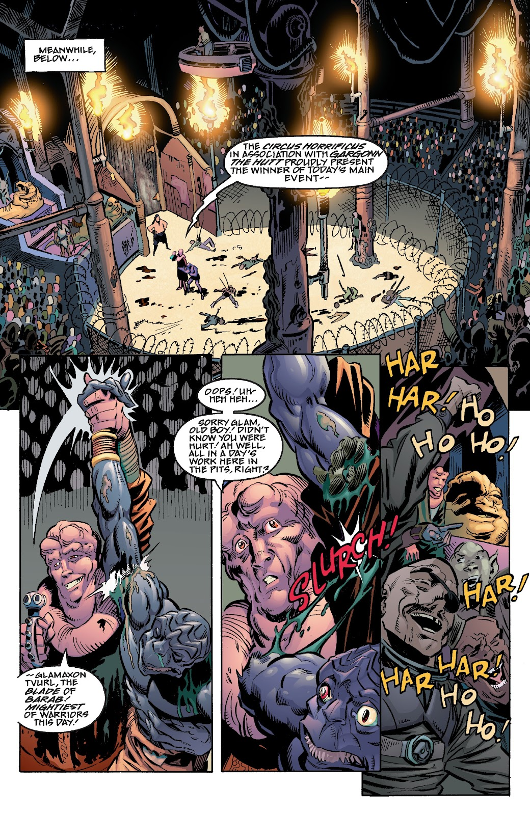 Read online Star Wars Legends Epic Collection: The Menace Revealed comic -  Issue # TPB (Part 4) - 57