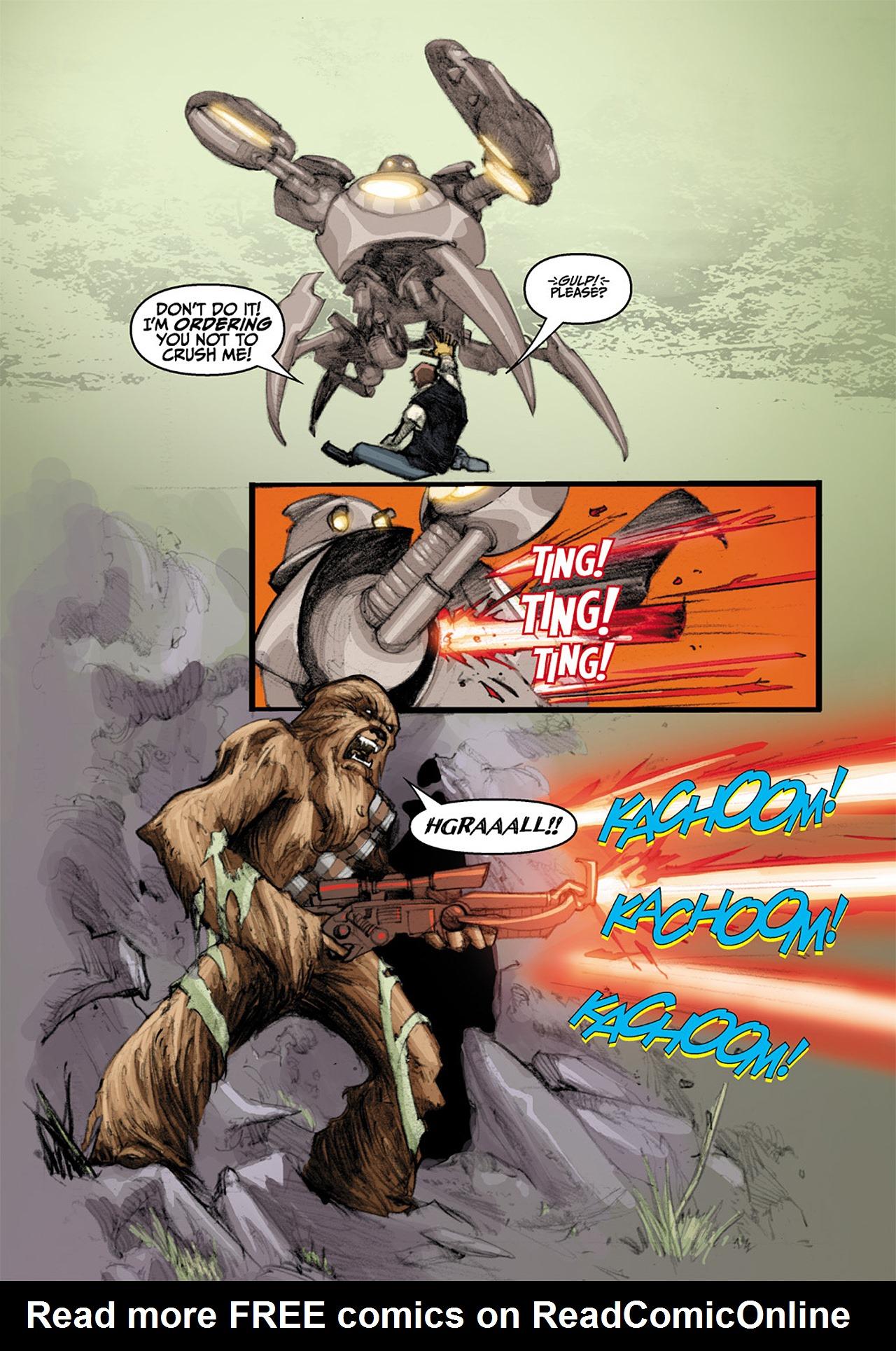 Read online Star Wars Omnibus comic -  Issue # Vol. 33 - 129
