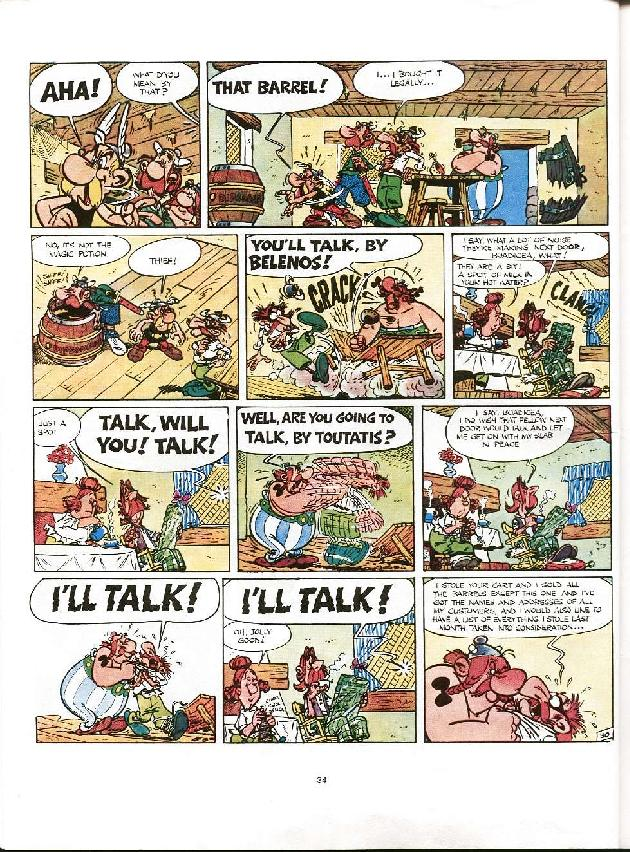 Asterix issue 8 - Page 31