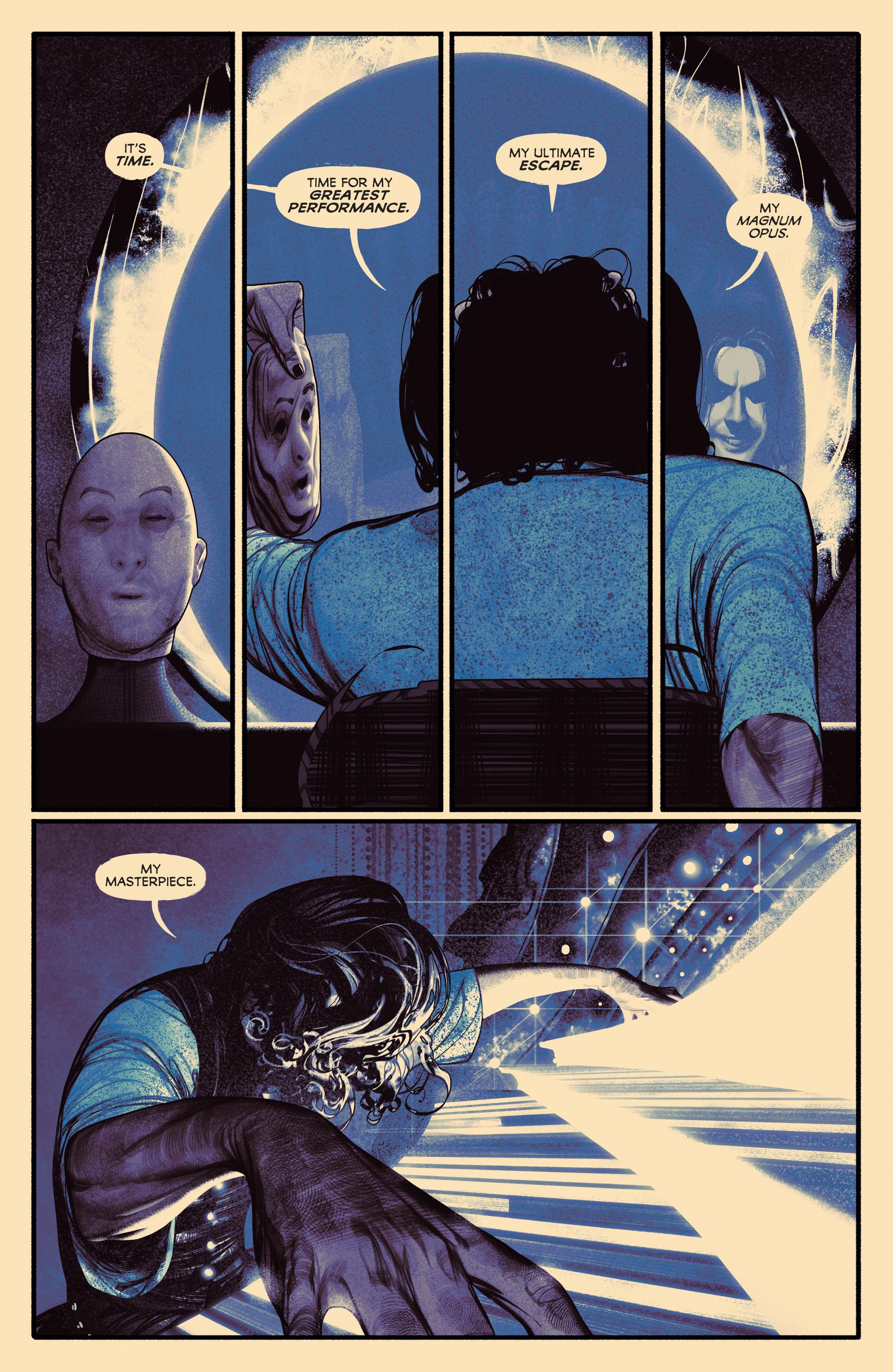 Read online Annihilator comic -  Issue #6 - 3