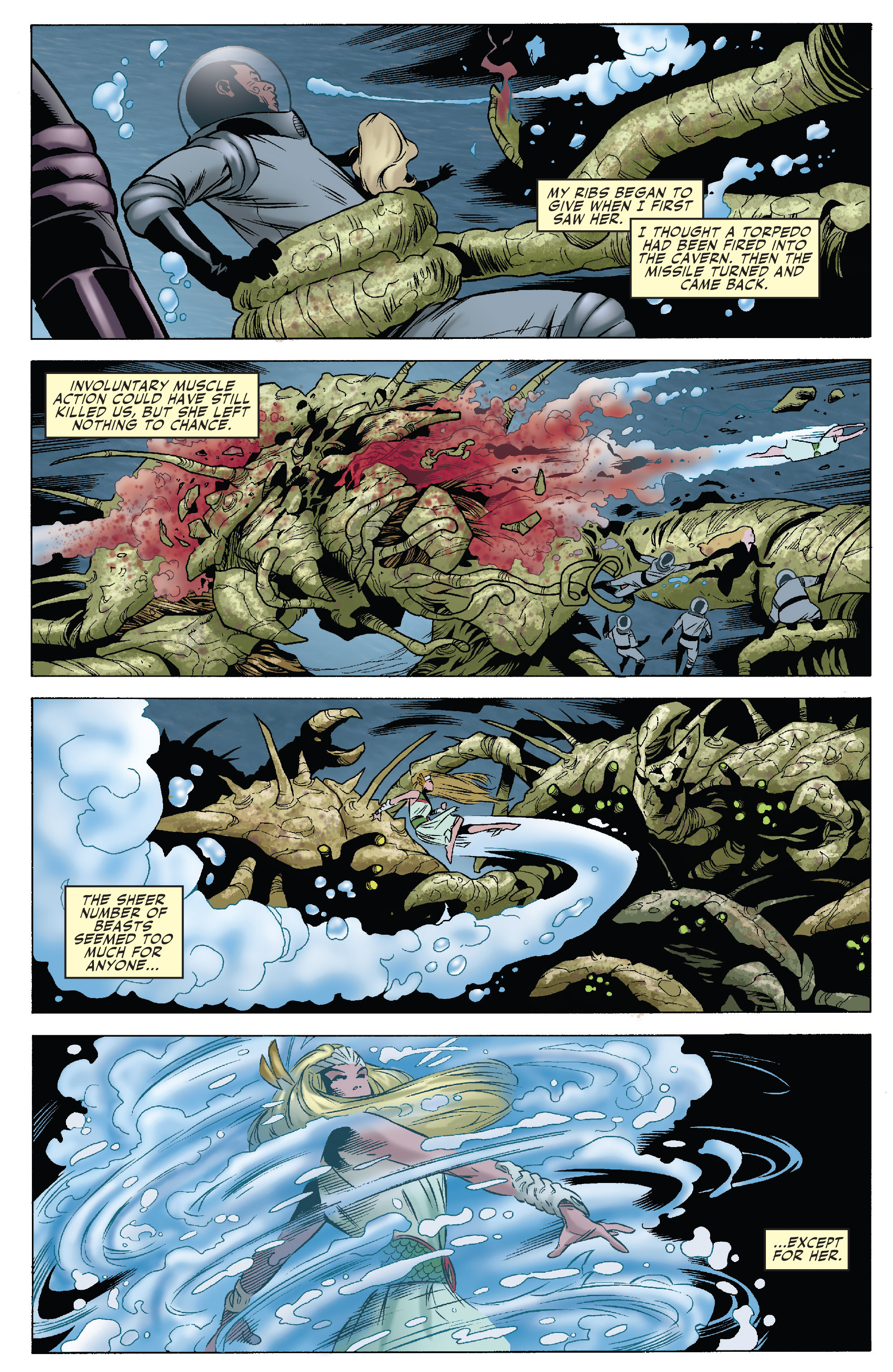 Read online Agents Of Atlas (2006) comic -  Issue #4 - 9