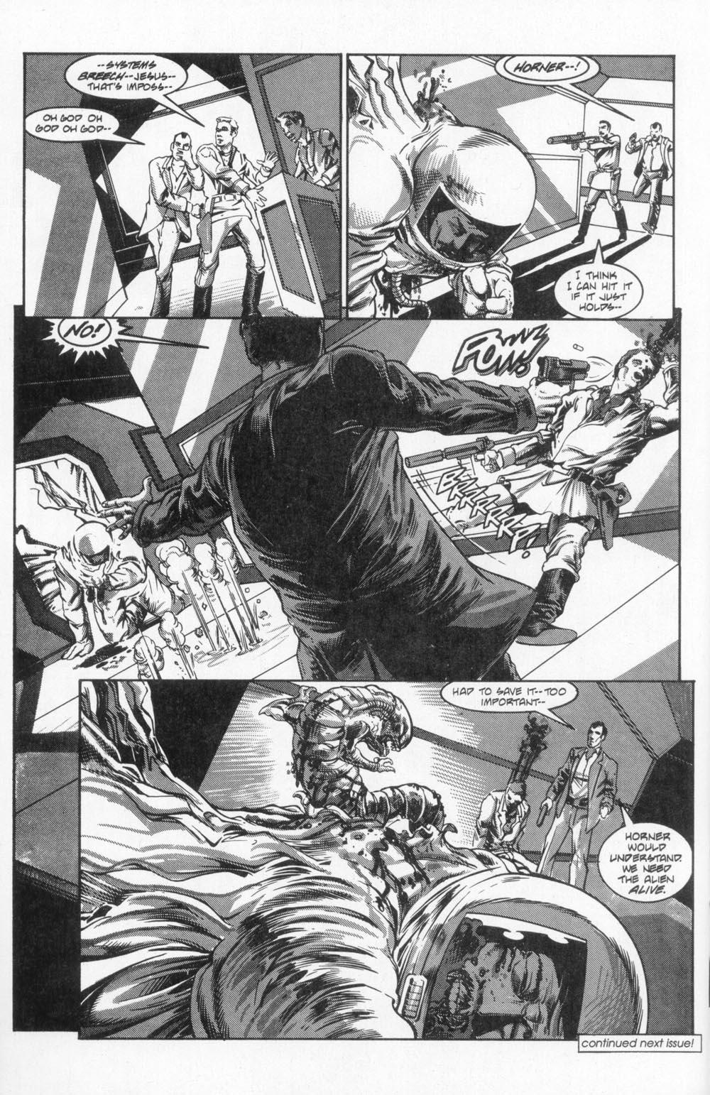 Read online Aliens (1988) comic -  Issue #3 - 28