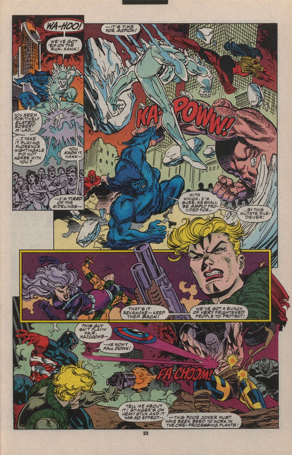 The Avengers (1963) 369 Page 26
