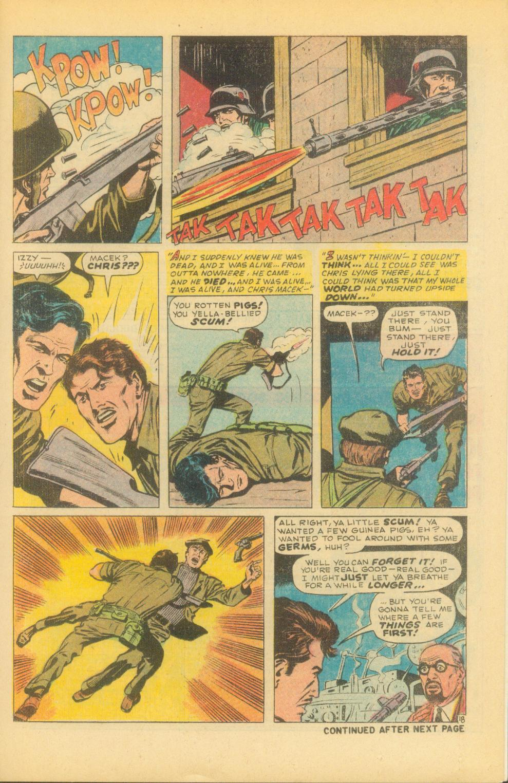 Read online Sgt. Fury comic -  Issue #86 - 25