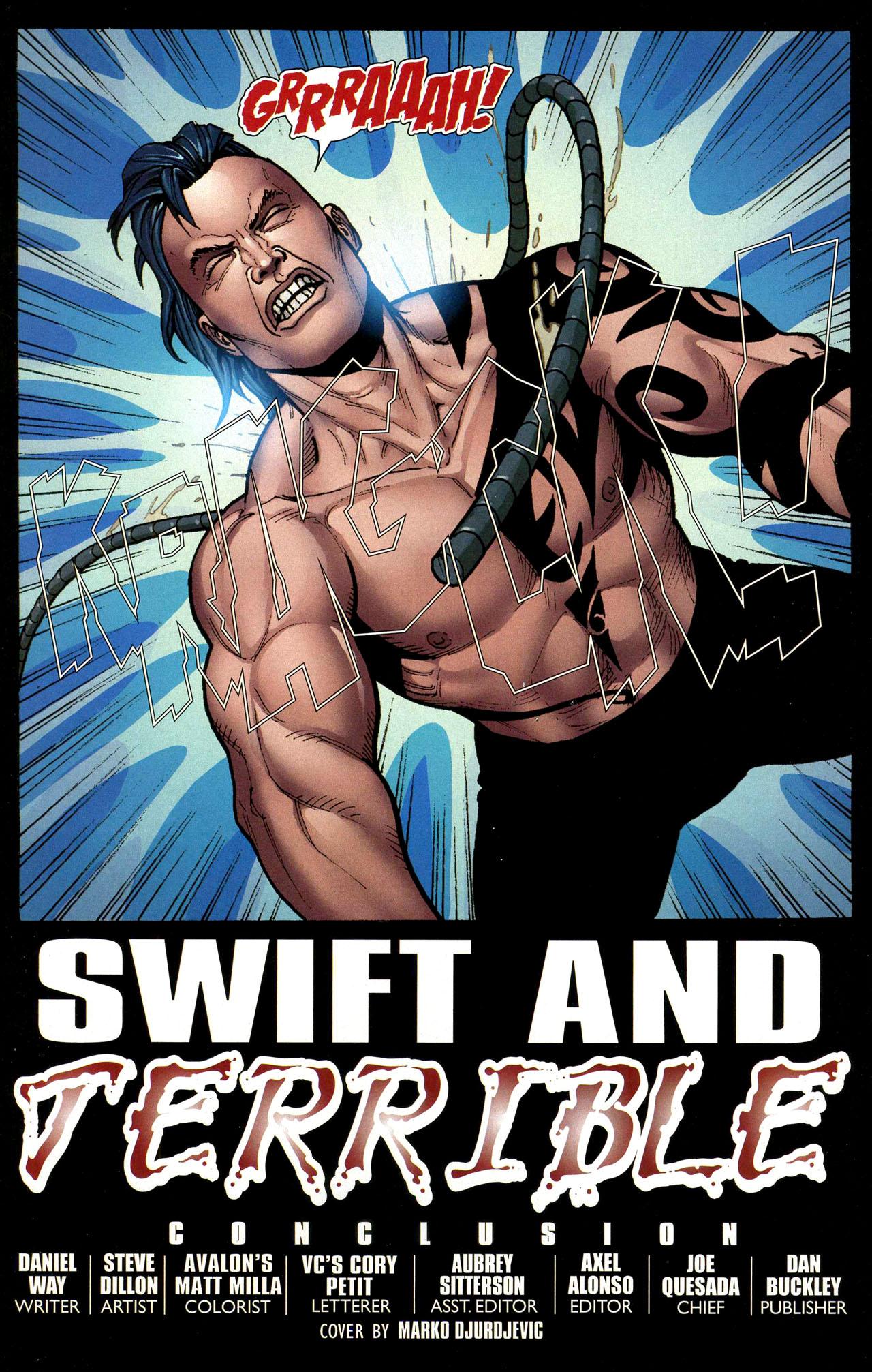 Read online Wolverine: Origins comic -  Issue #15 - 4