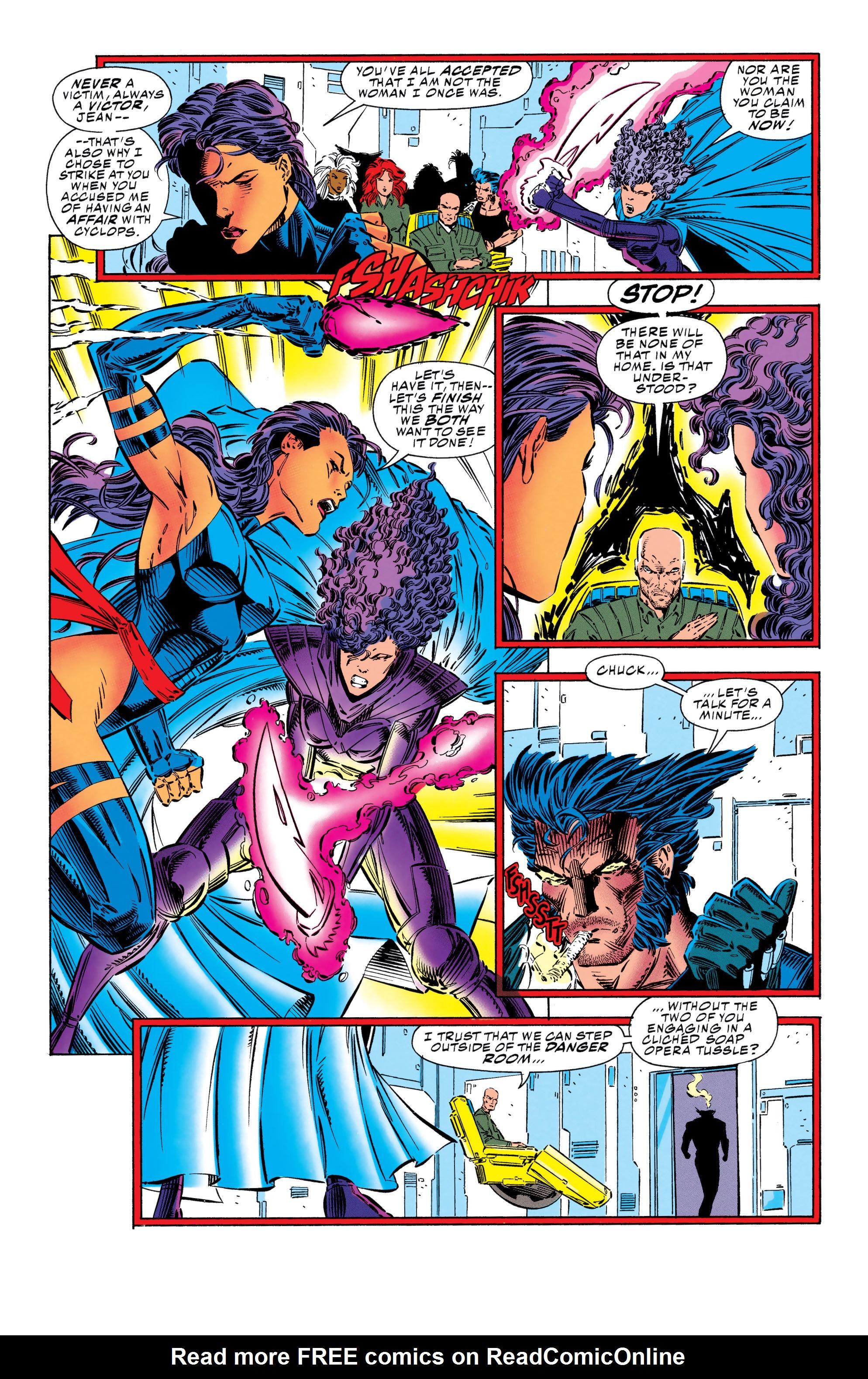 X-Men (1991) 21 Page 4