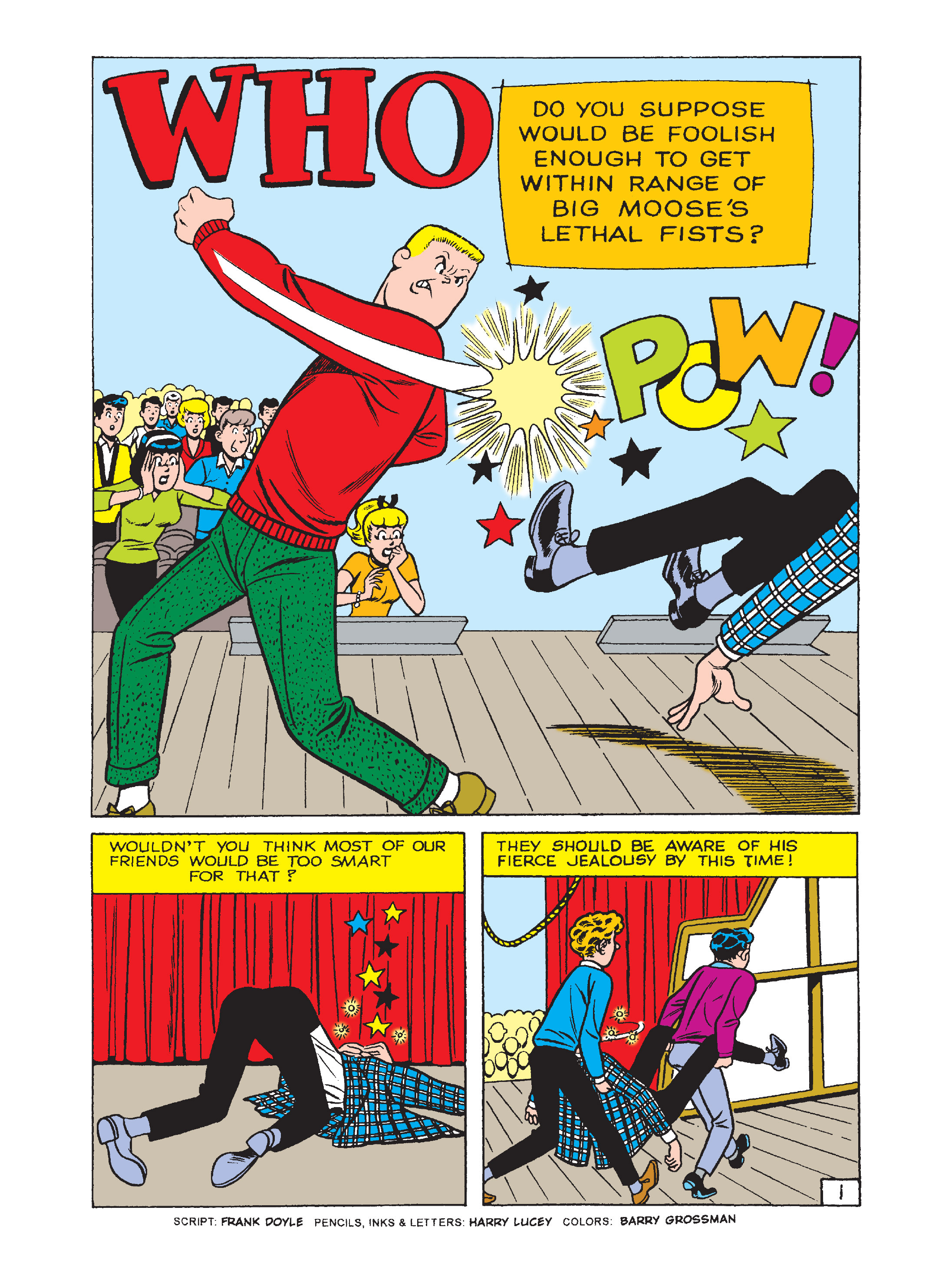 Read online Archie's Funhouse Double Digest comic -  Issue #2 - 148