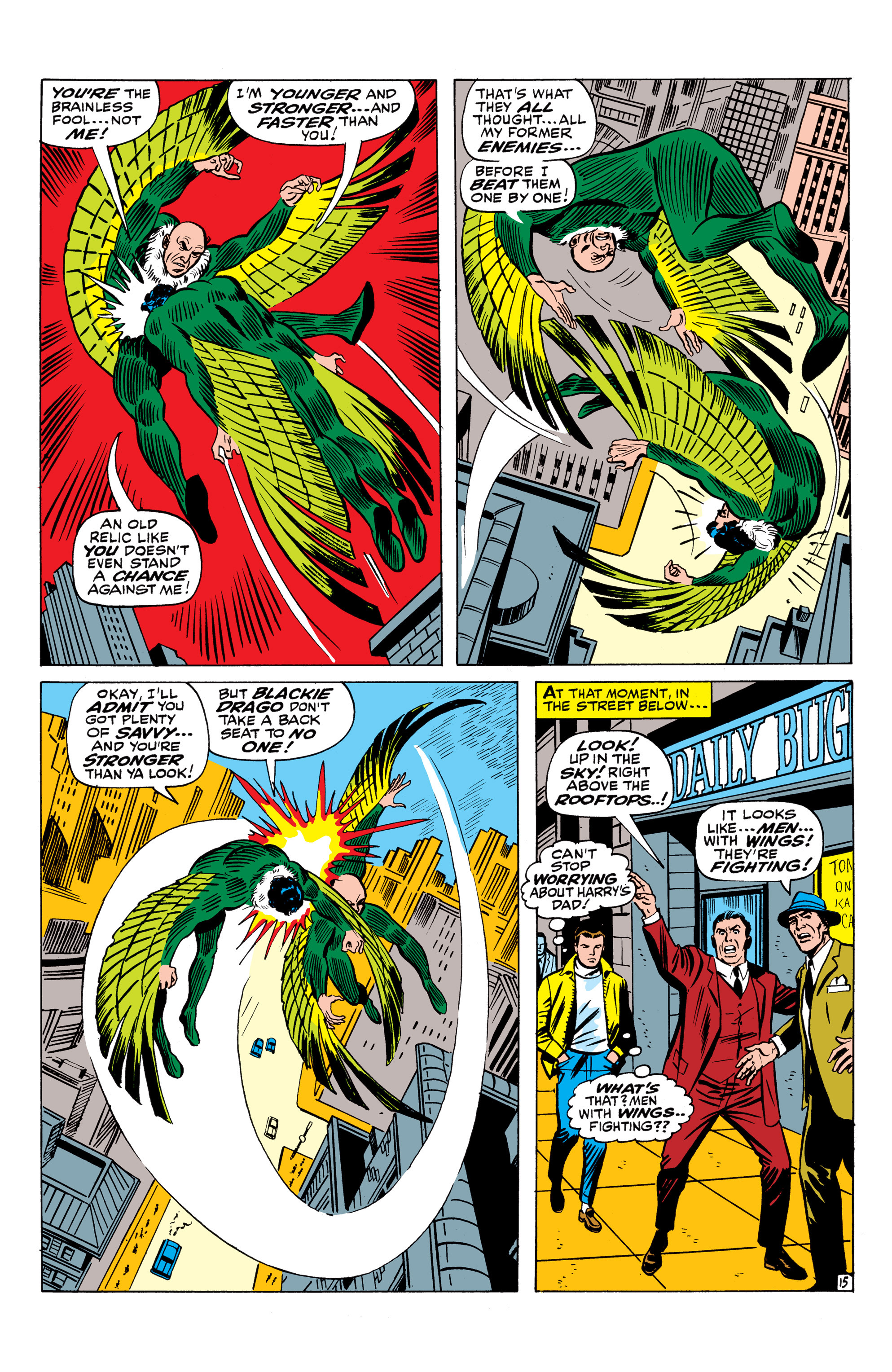 The Amazing Spider-Man (1963) 63 Page 15