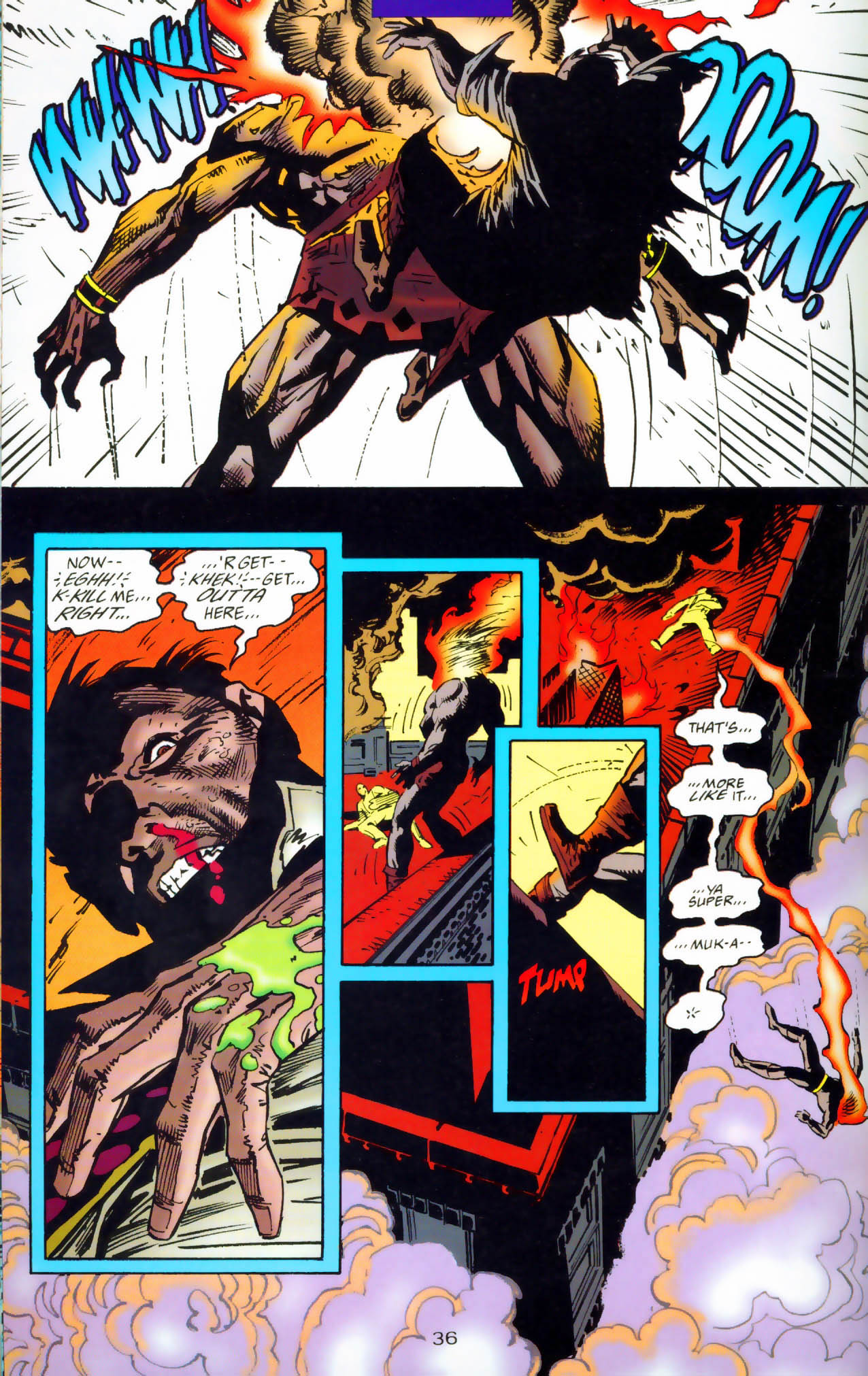 Read online Adventures of Superman (1987) comic -  Issue #Adventures of Superman (1987) _Annual 7 - 37