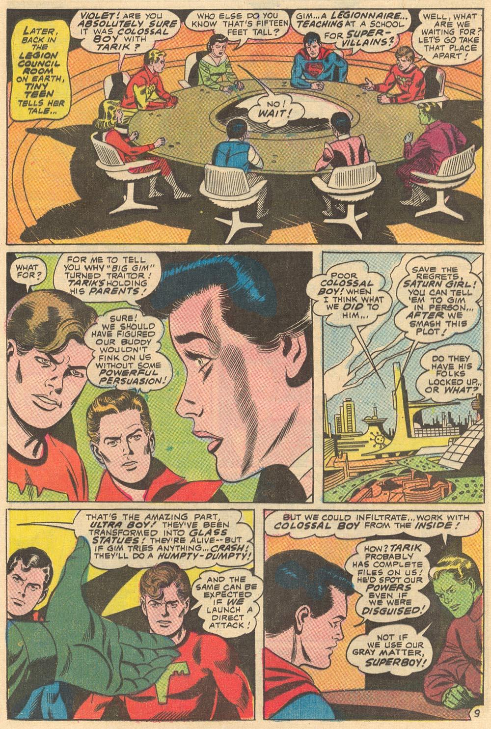 Read online Adventure Comics (1938) comic -  Issue #372 - 12
