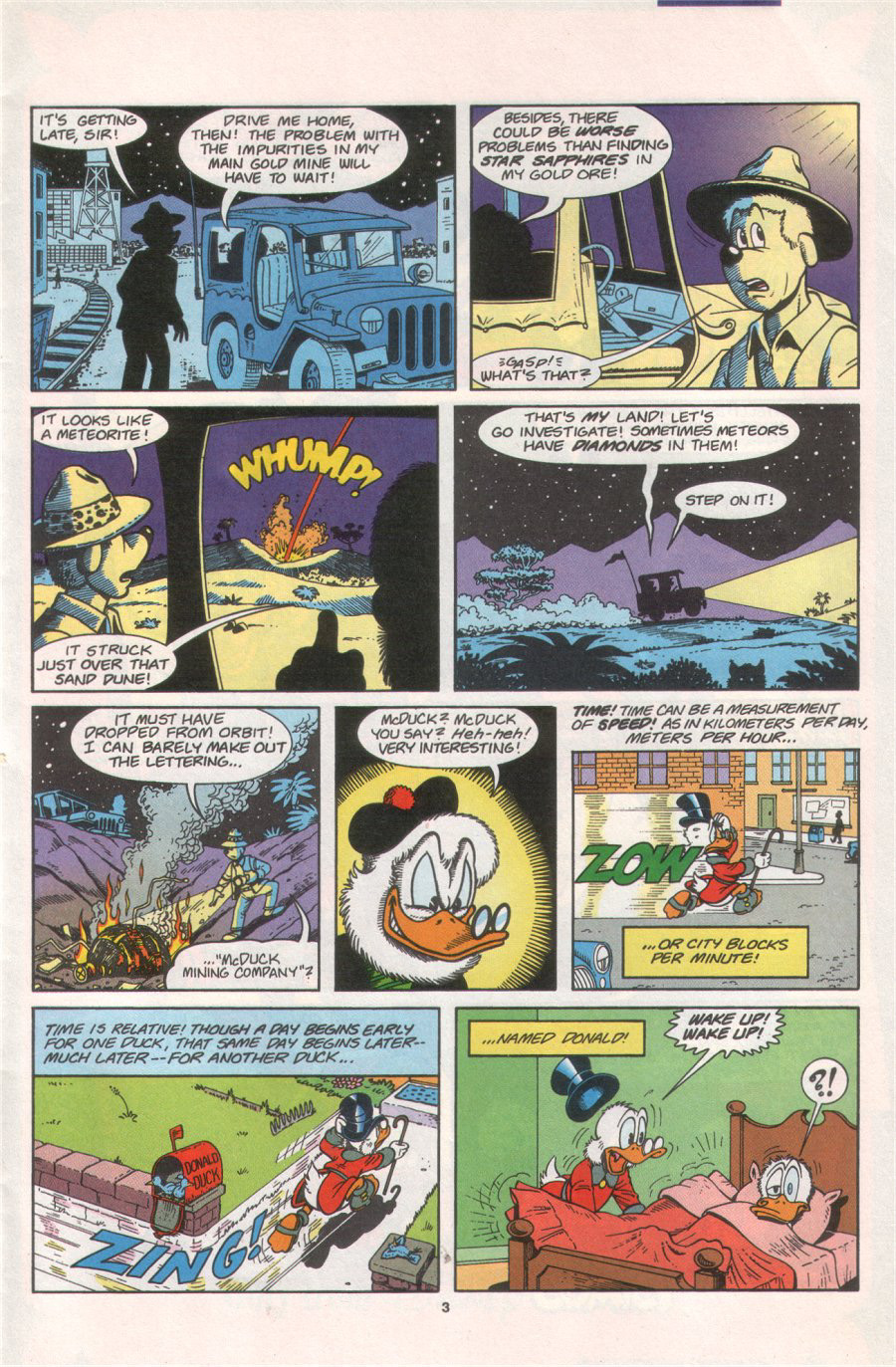Read online Uncle Scrooge (1953) comic -  Issue #276 - 5