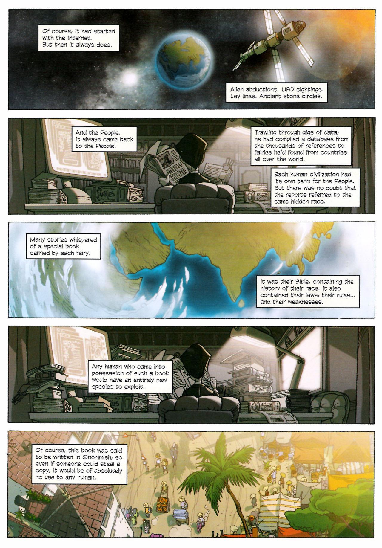 Read online Artemis Fowl: The Graphic Novel comic -  Issue #Artemis Fowl: The Graphic Novel Full - 4