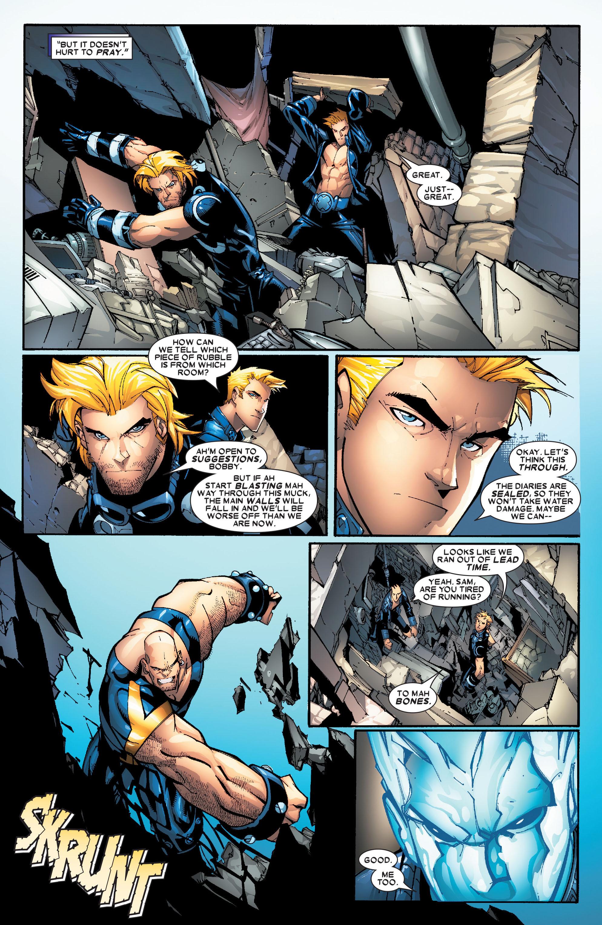 X-Men (1991) 203 Page 8