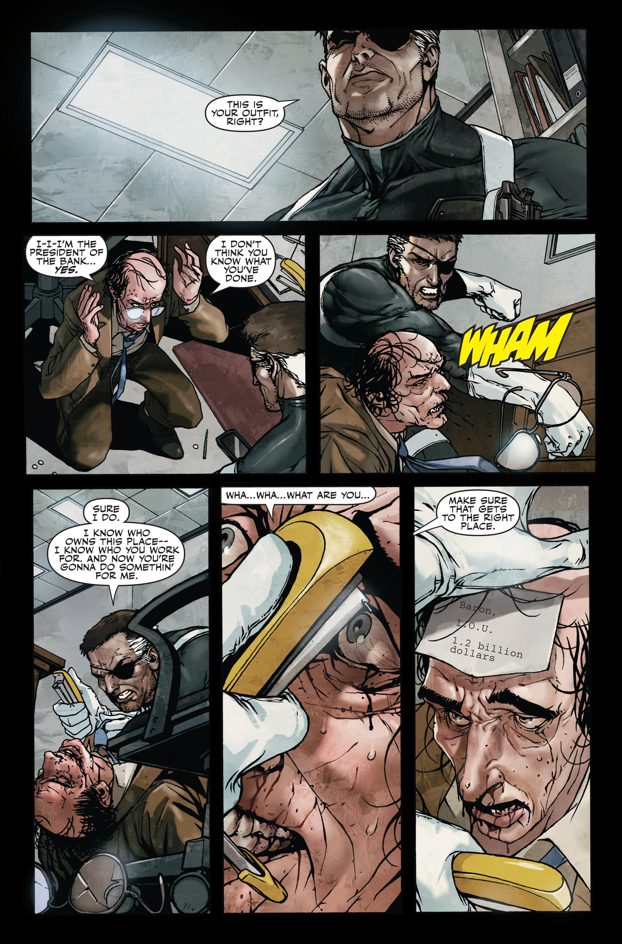Read online Secret Warriors comic -  Issue #7 - 9