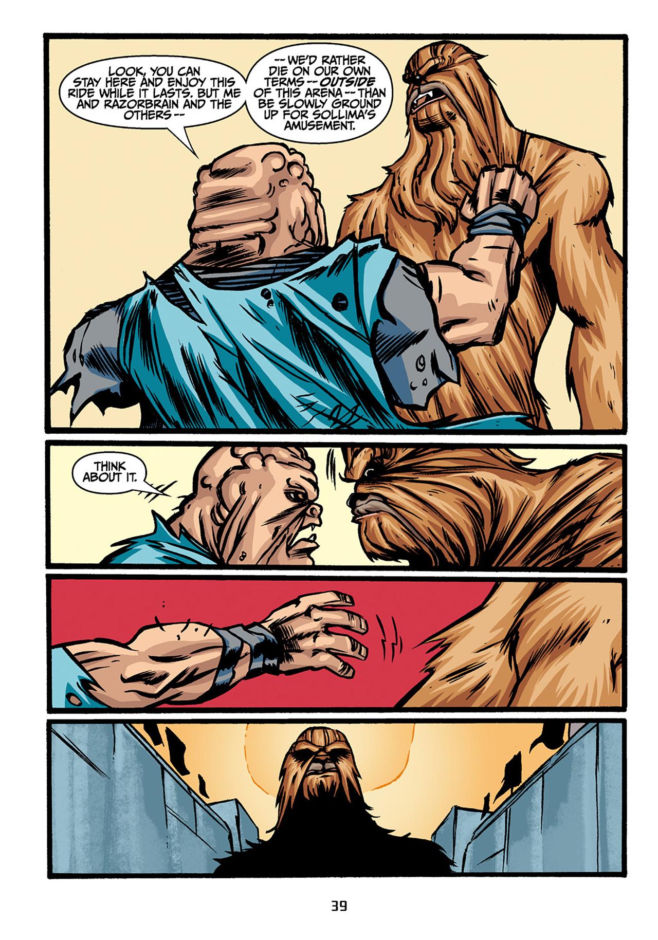 Read online Star Wars Omnibus comic -  Issue # Vol. 33 - 41