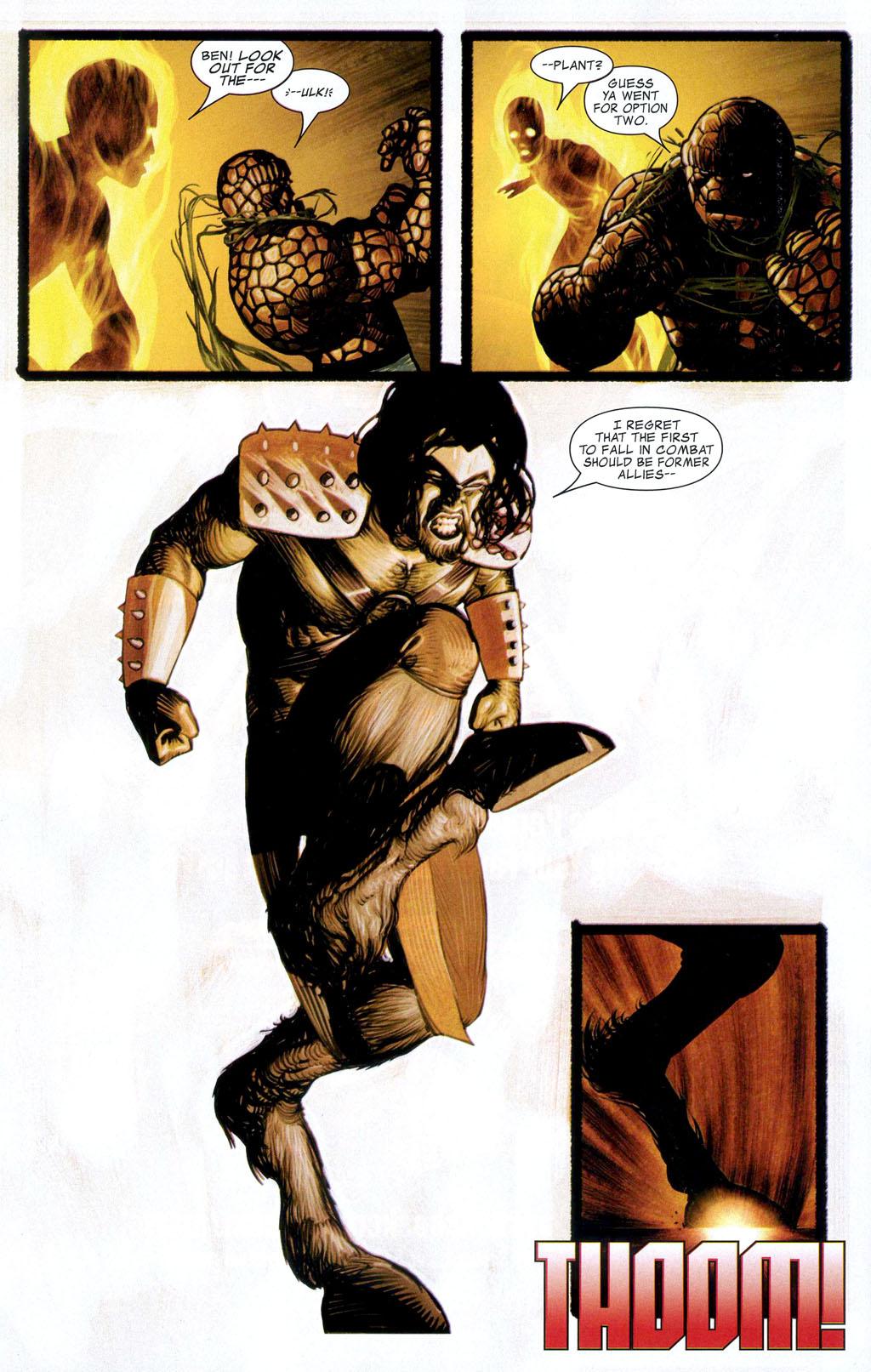Read online Silent War comic -  Issue #1 - 11