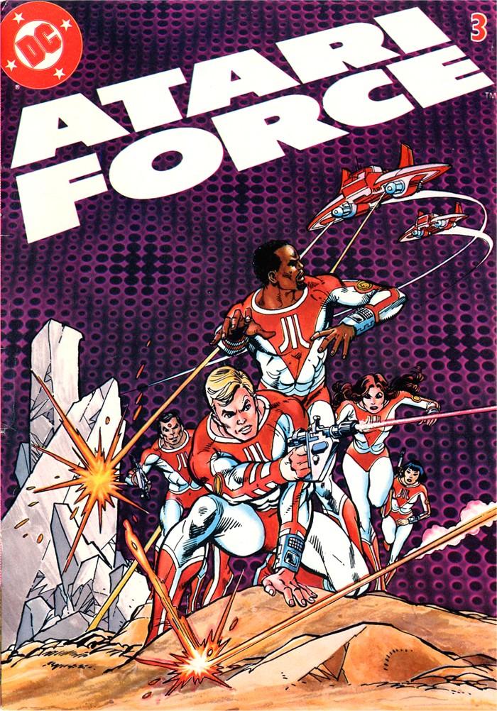 Atari Force (1982) 3 Page 1
