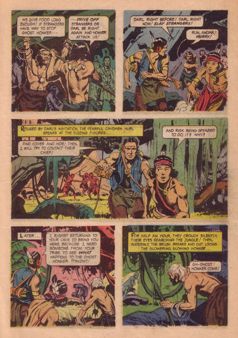 Read online Turok, Son of Stone comic -  Issue #41 - 15