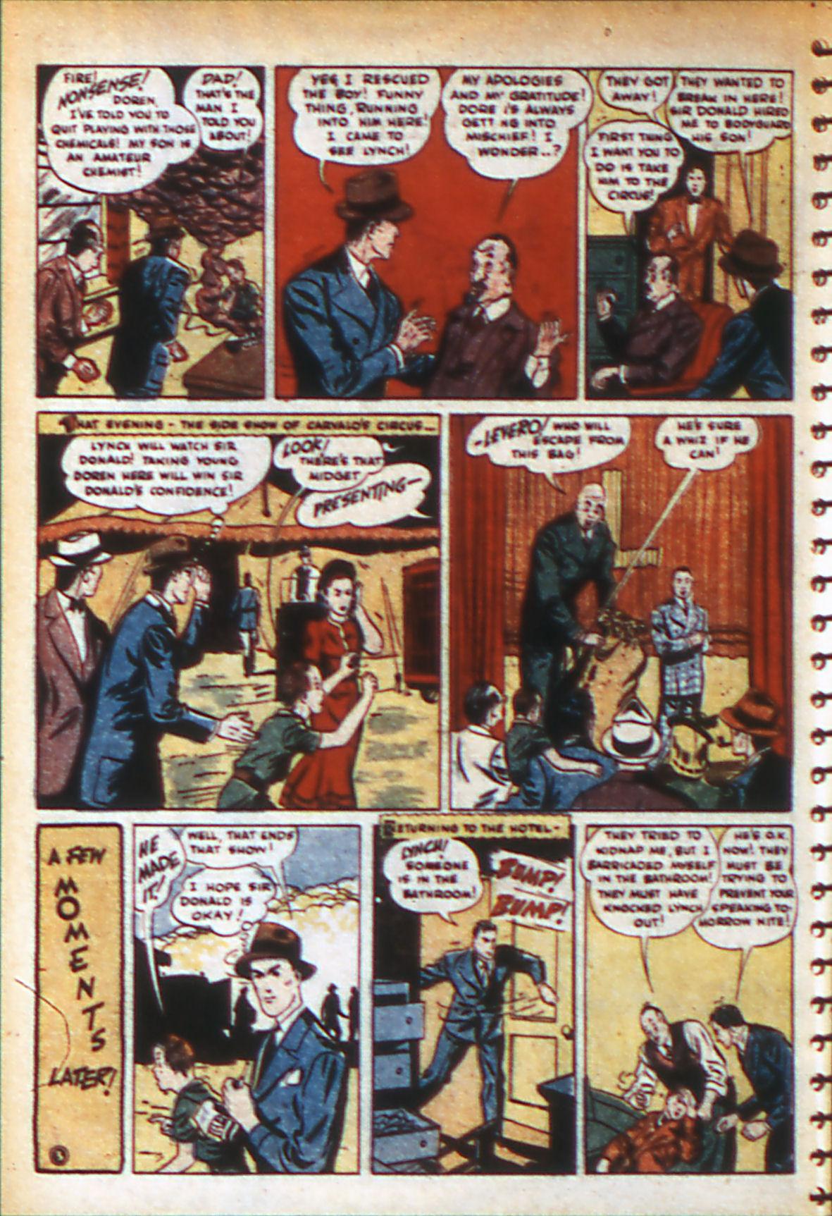 Read online Adventure Comics (1938) comic -  Issue #56 - 29