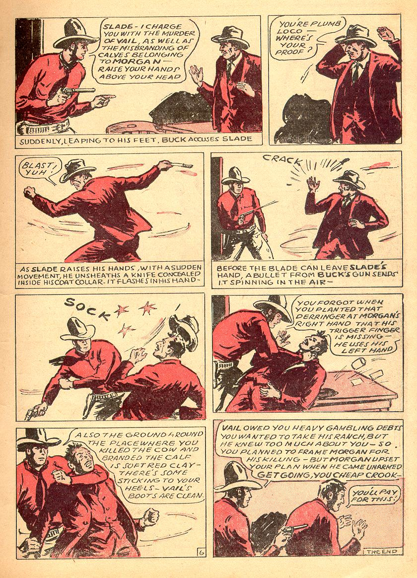 Read online Detective Comics (1937) comic -  Issue #30 - 21