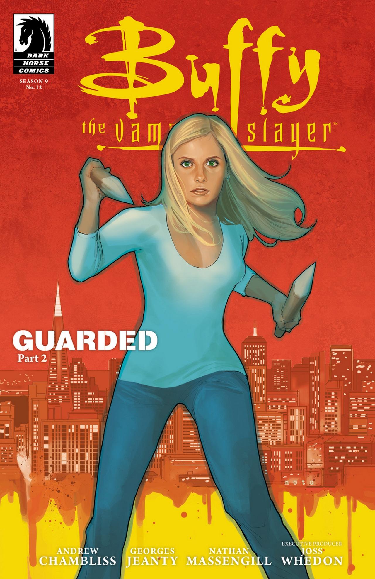 Buffy the Vampire Slayer Season Nine 12 Page 1