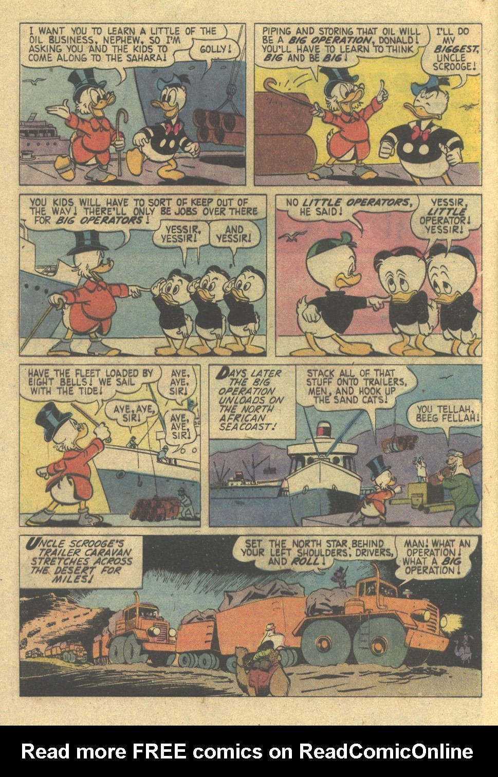 Read online Uncle Scrooge (1953) comic -  Issue #146 - 4