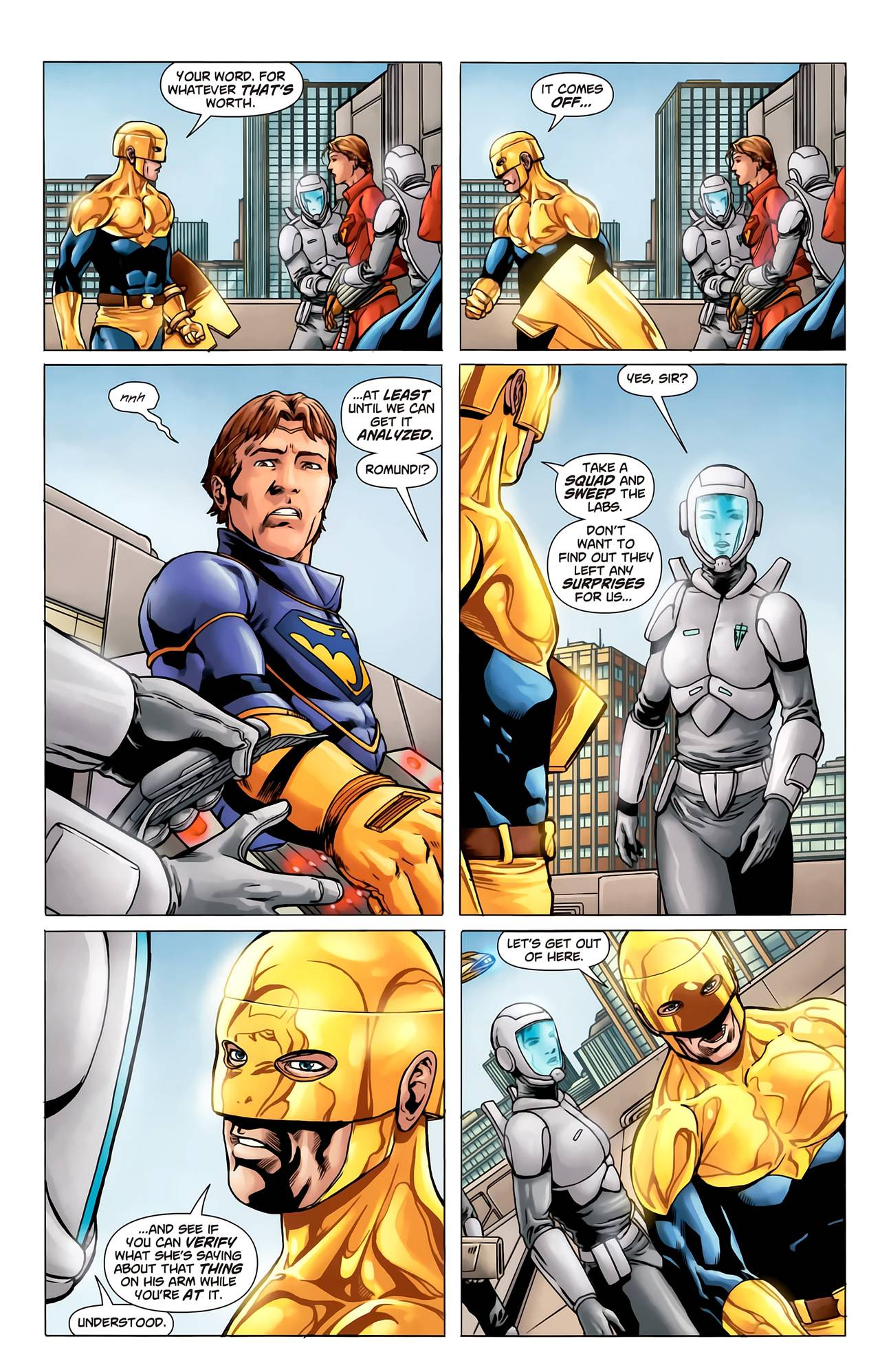 Action Comics (1938) 885 Page 5