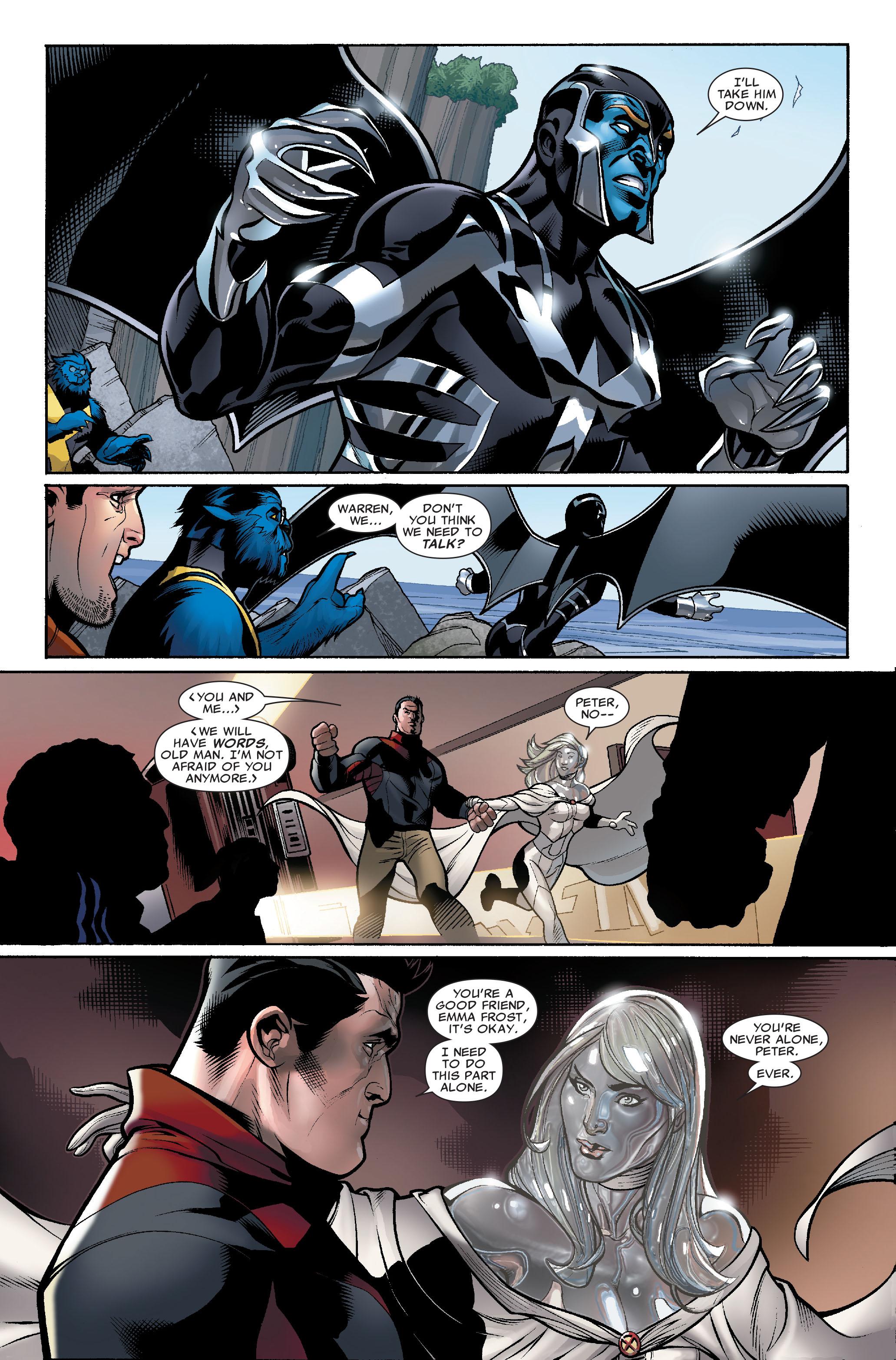 Read online Uncanny X-Men (1963) comic -  Issue #507 - 9