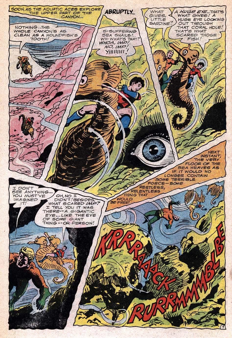 Read online Aquaman (1962) comic -  Issue #32 - 10