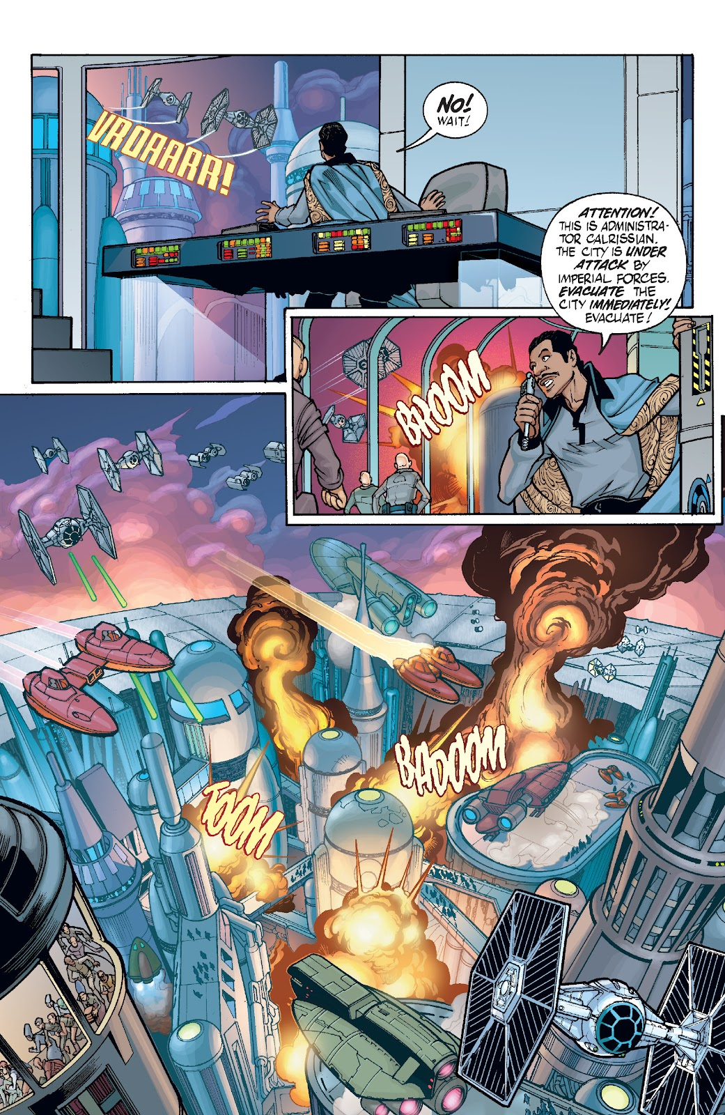 Read online Star Wars Legends: Infinities - Epic Collection comic -  Issue # TPB (Part 2) - 36