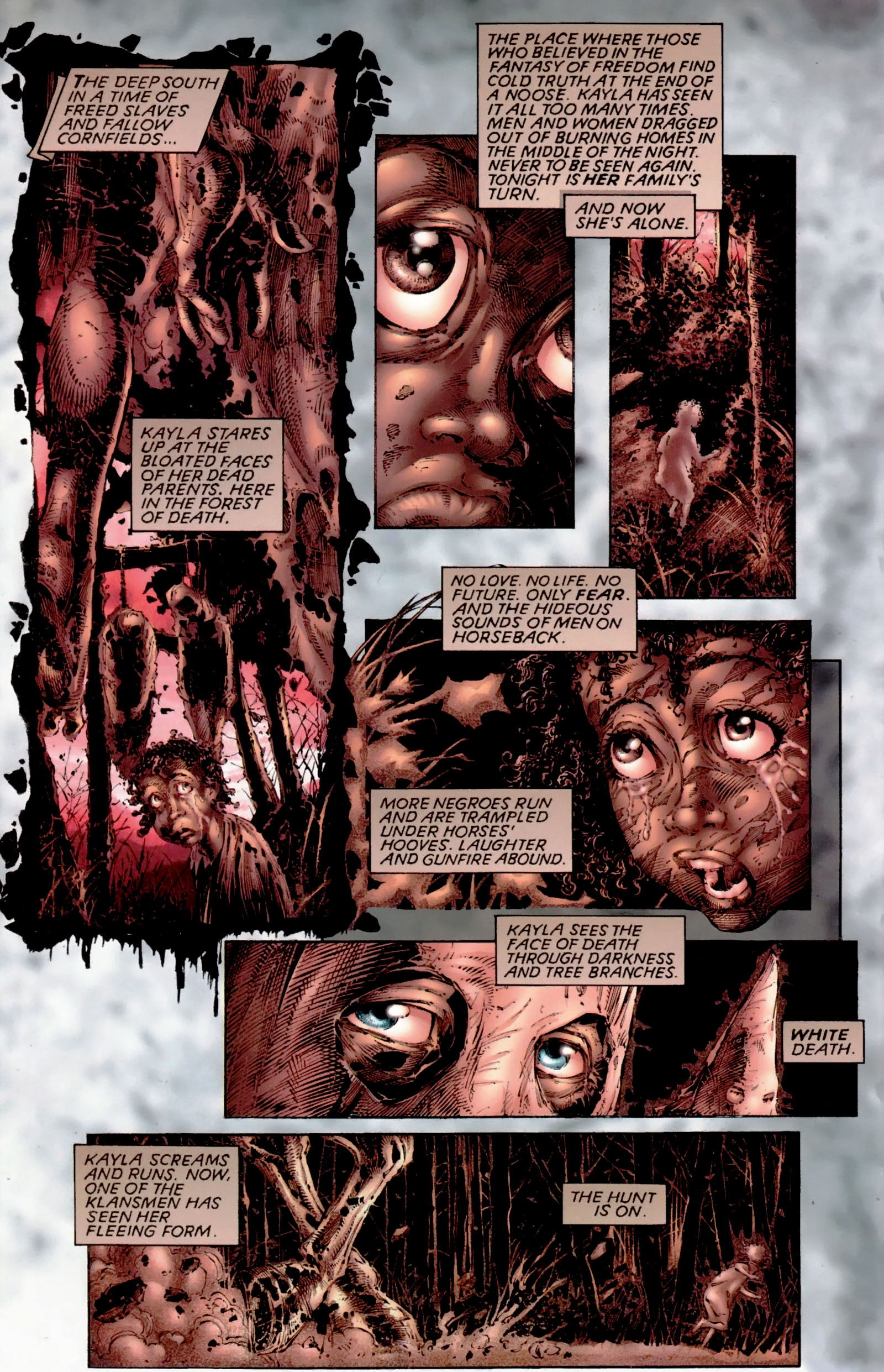 Curse of the Spawn 9 Page 13
