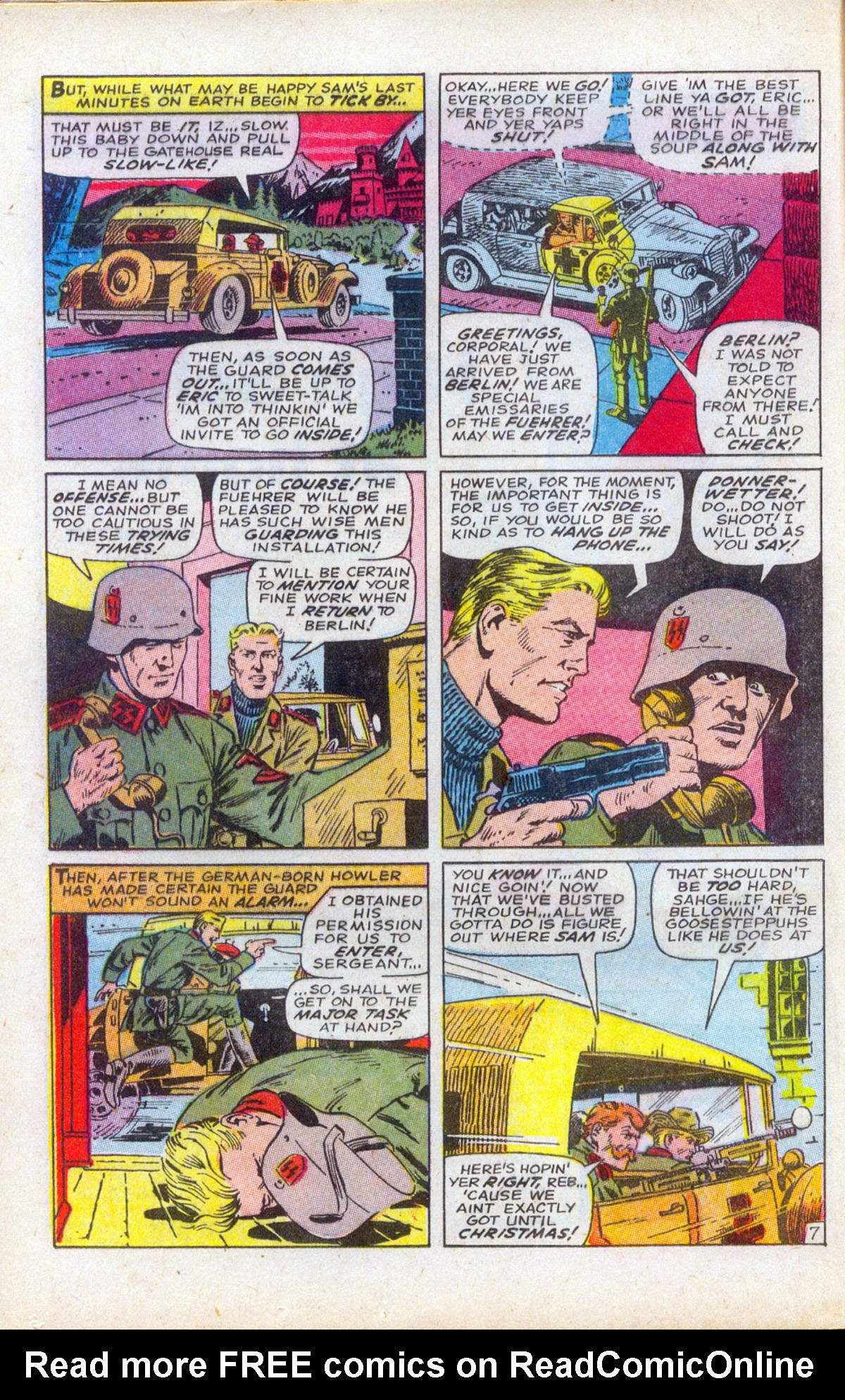 Read online Sgt. Fury comic -  Issue #61 - 12