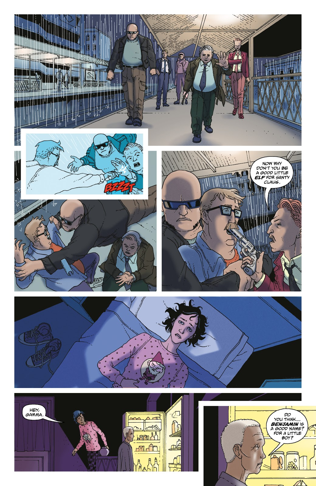 Read online She Could Fly comic -  Issue # _TPB - 99